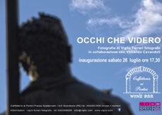 Occhi che Videro Tele 50x70 - 2014
