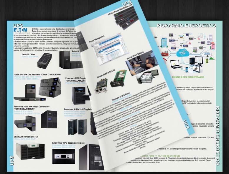 Brochures a basso costo con tirature limitate