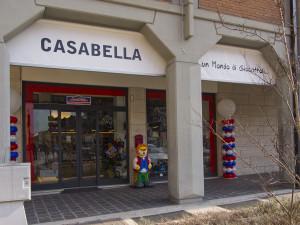 """Ancora un tour virtuale di attività commerciali """"Casabella Giocattoli"""" a Scandiano"""