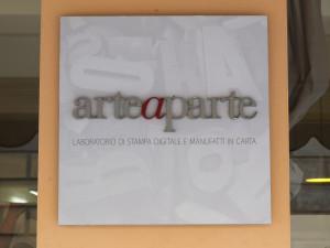 "Virtual Tour Google Business di ""Arte a Parte"" a Guastalla"