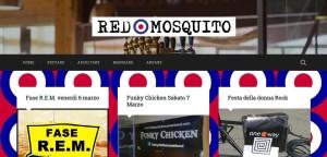 Online il sito del Red Mosquito