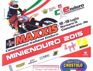 Online le foto del Campionato Italiano Minienduro a Rontano