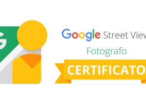 Nuovo badge per i fotografi certificati Google Street View