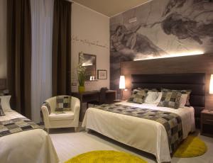 Hotel Marcantonio Roma – quando l'HDR la fa da padrone.