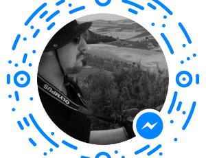 Comunica con Viglio Ferrari fotografo attraverso il Messenger Code