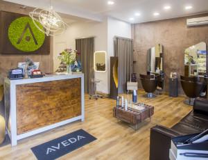 Un tour virtuale…pettinato – AVEDA MEC parrucchieri – Reggio Emilia