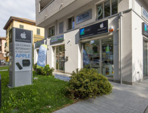 Un tour virtuale…con la mela – ICorner apple reseller – Reggio Emilia