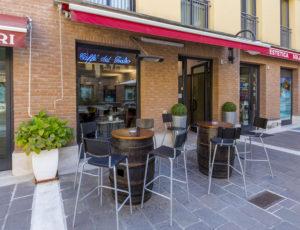 Un tour virtuale in piazzetta – Caffè del Teatro Scandiano (RE)