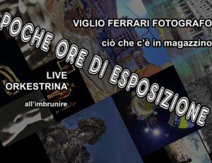 Poche Ore Di Esposizione + Orkestrina Live All'imbrunire – domenica 4 settembre – Terrazza Alta Red Mosquito