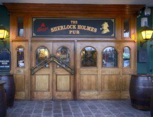Un tour virtuale…al luppolo – Sherlock Holmes Pub (RE)