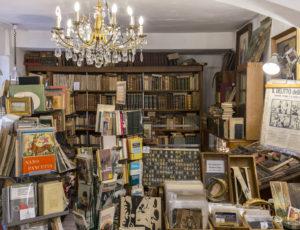 Un tour virtuale di Vecchie Carte – Libreria Emporium a Reggio Emilia