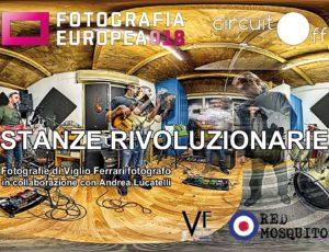 Online sul sito tutte le opere di STANZE RIVOLUZIONARIE – la mostra Circuito Off di Viglio Ferrari