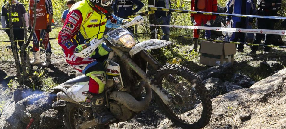 Campionato Italiano Enduro Under 23 – Senior – Round #5 – Carpineti (RE) – 7 ottobre 2018