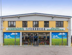 "Un tour virtuale dal ferramenta ""Ferr-Beca"" a Cadelbosco Sotto"